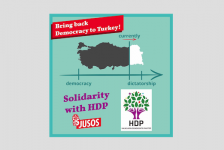 Die Türkei verabschiedet sich von der Demokratie en route Präsidialdiktatur