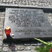 Ein Zeichen gegen das Vergessen – Dass Auschwitz nie wieder sei!
