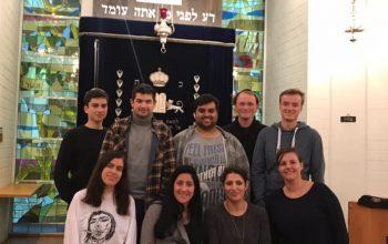 """""""Jusos unterwegs"""" – im Gespräch mit der jüdischen Gemeinde in Nürnberg"""