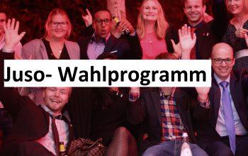 Ein Jugendwahlprogramm für Nürnberg