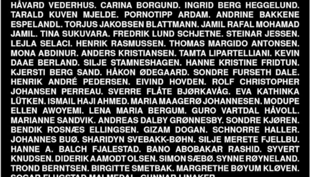 Falken und Jusos gedenken der Opfer von Utøya